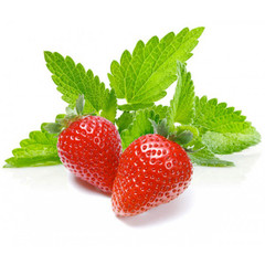 Strawberry Mint Hangsen Shisha e-Liquid