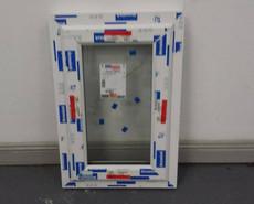 500mm x 750mm White PVC