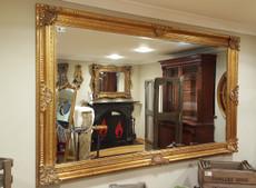 gold mirror M271