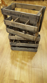 6 bottle holder wine crate