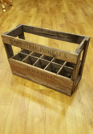 10 bottle holder wine crates