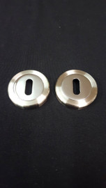 chrome key Escutcheons
