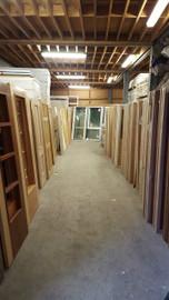 assorted new doors