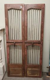 shutter doors style 3