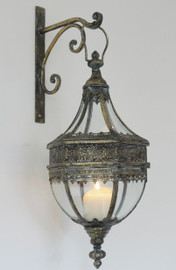 glass wall lantern 2