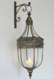 glass wall lantern 3