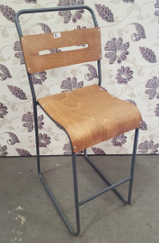 retro Ply high chair