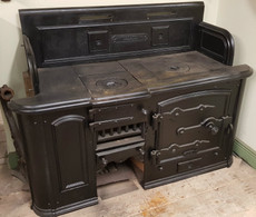 J Dobson Kitchen stove