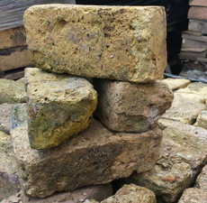 Yellow Dublin stock bricks 1