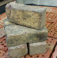Yellow Dublin stock bricks 2