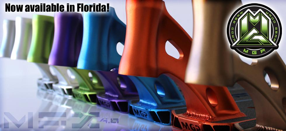 MGP MFX 4.78 Scooter Deck in Orlando, Florida.