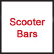 Scooter bars are available for sale in Orlando, Florida at Redi To Pedi.
