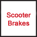 Scooter brakes are available for sale in Orlando, Florida at Redi To Pedi.