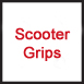 Scooter grips are available for sale in Orlando, Florida at Redi To Pedi.