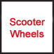 Scooter wheels are available for sale in Orlando, Florida at Redi To Pedi.