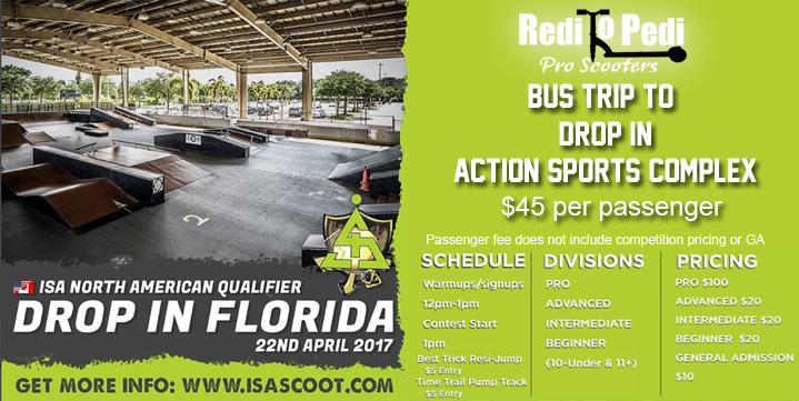 ISA Scooter North Qualifier Boca Raton Scooters