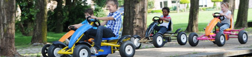 BERG Pedal Go Karts - City Compact