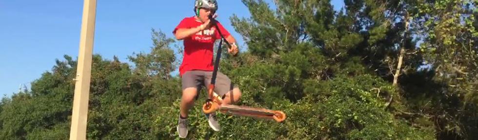 Redi To Pedi Rider Gavin Hudick