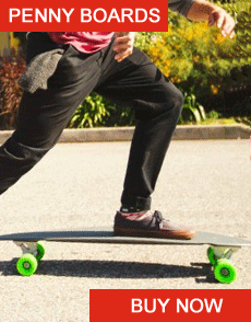 Penny Skate boards can be purchased inside Pointe Orlando on International Drive.