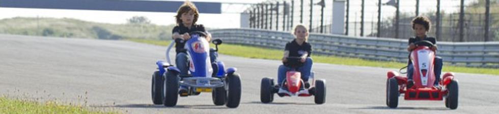 BERG Racing Pedal Go-Karts