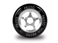 Proto Scooters Sliders Wheels -110mm - Black on Silver