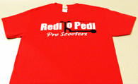 Original Redi To Pedi Pro Scooter T-Shirt