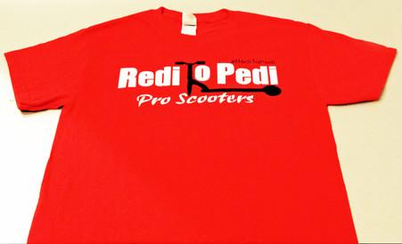 Original Redi To Pedi Pro Scooter T-Shirt