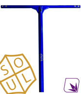 Envy Soul Scooter Bar 650mm - Blue