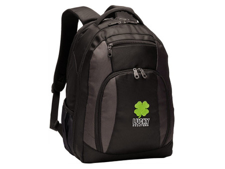 Lucky Travel BackPack - Black