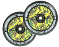 Root Industries 110mm Air Wheels Black Urethane - Camo