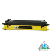 Compatible Brother TN-115 Yellow Toner Cartridge