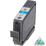 Re-manufactured Canon PGI-9 Cyan Inkjet Cartridge
