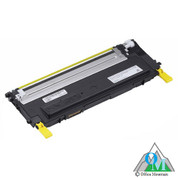 Compatible Dell 1230 Yellow Toner Cartridge