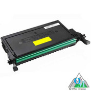 Compatible Dell 2145 Yellow Cartridge