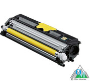 Compatible Konica-Minolta QMS 1600 Yellow Toner Cartridge