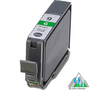 Re-manufactured Canon PGi-9 Green Inkjet Cartridge