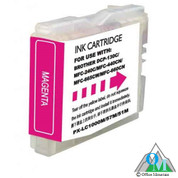 Compatible Brother LC-51 Magenta Inkjet Cartridge