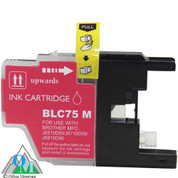 Compatible Brother LC-75 Magenta Inkjet Cartridge