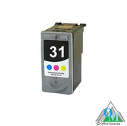Re-manufactured Canon CL-31 Inkjet Cartridge