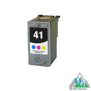 Re-manufactured Canon CL-41 Inkjet Cartridge