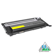 Compatible Samsung CLP-320/325 (CLT-Y407S) Yellow Toner Cartridge