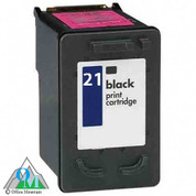 Re-manufactured Hewlett-Packard C9351AN (HP 21) Inkjet Cartridge