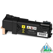 Compatible Xerox 6500 (106R01596) Yellow Toner Cartridge
