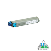 Compatible Okidata C9600 (42918903) Cyan Toner Cartridge
