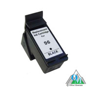 Re-manufactured Hewlett-Packard C8767WN (HP 96) Inkjet Cartridge