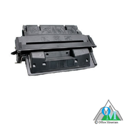 Re-manufactured Hewlett-Packard C4127X (HP 27X) Toner Cartridge