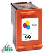 Re-manufactured Hewlett-Packard C9369WN (HP 99) Inkjet Cartridge