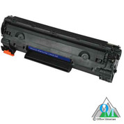 Re-manufactured Hewlett-Packard CB435A (HP 35A) Toner Cartridge