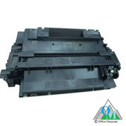 Re-manufactured Hewlett-Packard CE255A (HP 55A) Toner Cartridge