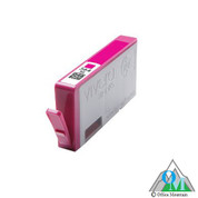 Re-manufactured Hewlett-Packard CB324WN (HP 564XL) Magenta Inkjet Cartridge